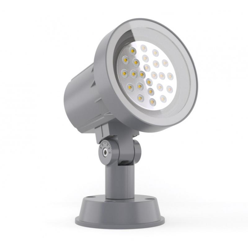 Архитектурный уличный светодиодный светильник серии POINT